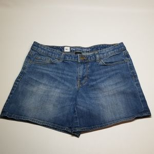 Mossimo Shorts Premium Denim Fit 3 Blue Jean